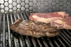 Free Steaks Royalty Free Stock Photos - 24753888