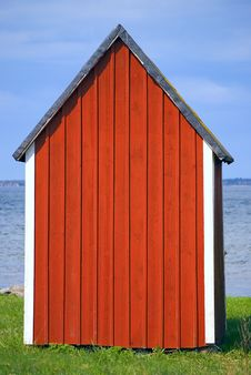 Free Boathouse Royalty Free Stock Photography - 24755097