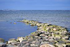 Free Bridge Royalty Free Stock Photography - 24755127