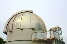 Free Dome Of Observatory Stock Photo - 24758560