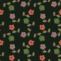 Free Floral Pattern Stock Photos - 24761483