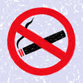 Free No Smoking Sign Royalty Free Stock Photography - 24767887