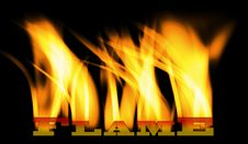 Free Flame Stock Images - 24763474