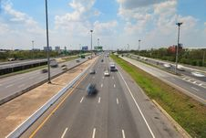 Free Highway Stock Photography - 24767032