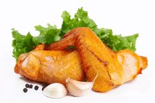 Free Chicken Royalty Free Stock Image - 24769406