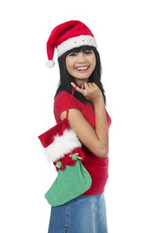 Free Celebrate Christmas Royalty Free Stock Photo - 24769915