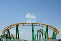 Free Roller Coaster Stock Photography - 24771122