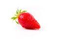Free Single Strawberry Stock Images - 24777734