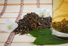 Free Green Tea Stock Image - 24776381