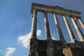 Free Ruins Of The Ancient Forum In Rome Stock Image - 24787231