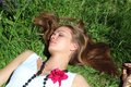 Free Sleeping Young Woman Royalty Free Stock Photos - 24787888