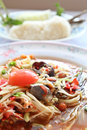 Free Thai Papaya Salad Stock Photos - 24788593