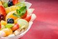 Free Fruit Salad Royalty Free Stock Photography - 24789777