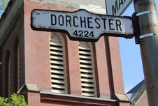 Free Dorchester Royalty Free Stock Photo - 24780895
