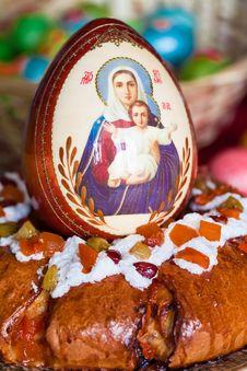 Free Easter Egg Stock Image - 24782281