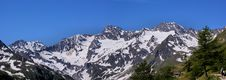 Free Panorama Of The Oetztal Alps Royalty Free Stock Image - 24788886