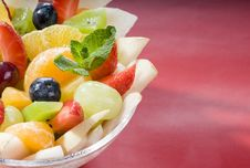 Free Fruit Salad Royalty Free Stock Photography - 24789777