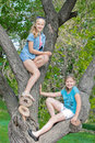Free Two Sisters Stock Photos - 24791333