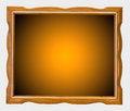 Free Orange Wood Picture Frame Stock Photos - 24793923