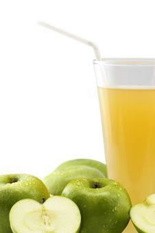 Free Apple Juice Royalty Free Stock Photography - 24791017