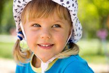 Free Little Girl Stock Photos - 24791173