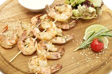 Free Shrimp Stock Photography - 24793032
