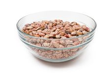 Haricot Beans Stock Photography