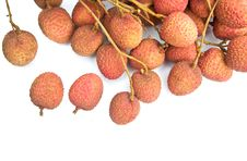 Free Lychee Royalty Free Stock Photos - 24797658
