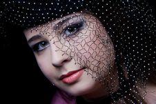 Free Beautiful Brunette Stock Photography - 24798962