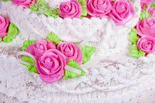 Free Wedding Cake Royalty Free Stock Images - 24799079