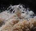 Free Splashing Waves Stock Photos - 2484173