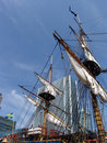 Free Sailboat Masts In London Royalty Free Stock Photography - 2486057