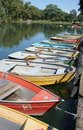 Free Old Rowboats Royalty Free Stock Photo - 2488565