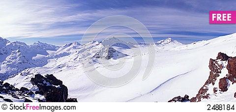 Mountain 001 Stock Photo