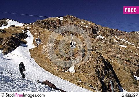 Mountain 004 Stock Photo