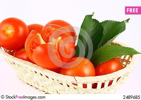 Free Tomato Royalty Free Stock Photo - 2489685