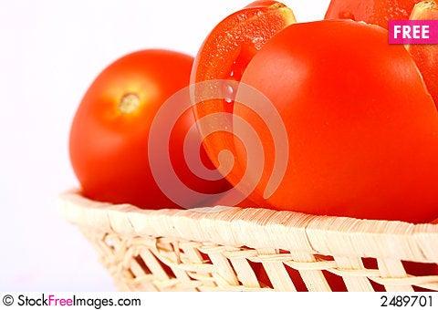 Free Tomato Stock Image - 2489701