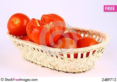 Free Tomato Stock Photography - 2489712