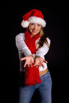 Free Santa Baby Royalty Free Stock Images - 2480079