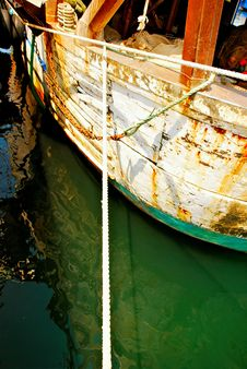 Free Fishing Boat Stock Images - 2480324