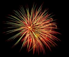 Free Firework Background Stock Images - 2481034