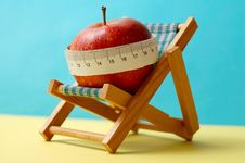 Free Diet During Holidays Royalty Free Stock Photography - 2481457