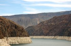 Free Hoover Dam River Stock Images - 2482094