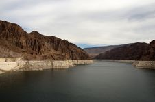 Free Hoover Dam River Stock Photography - 2482102