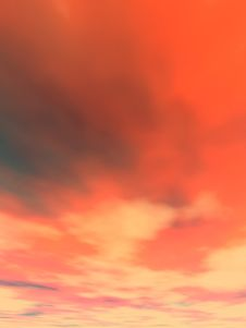 Free Background Clouds 6 Royalty Free Stock Photo - 2482375
