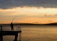 Free Merimbula Wharf Stock Images - 2483104