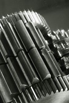 Free Power Gears Idea Royalty Free Stock Photography - 2484387