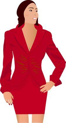 Free Business Woman Stock Photos - 2484843