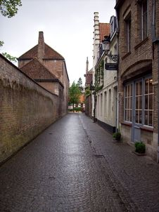 Free Brugge Street Stock Photos - 2485263