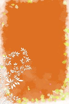 Free Abstract Florarl Spring Royalty Free Stock Photo - 2485365